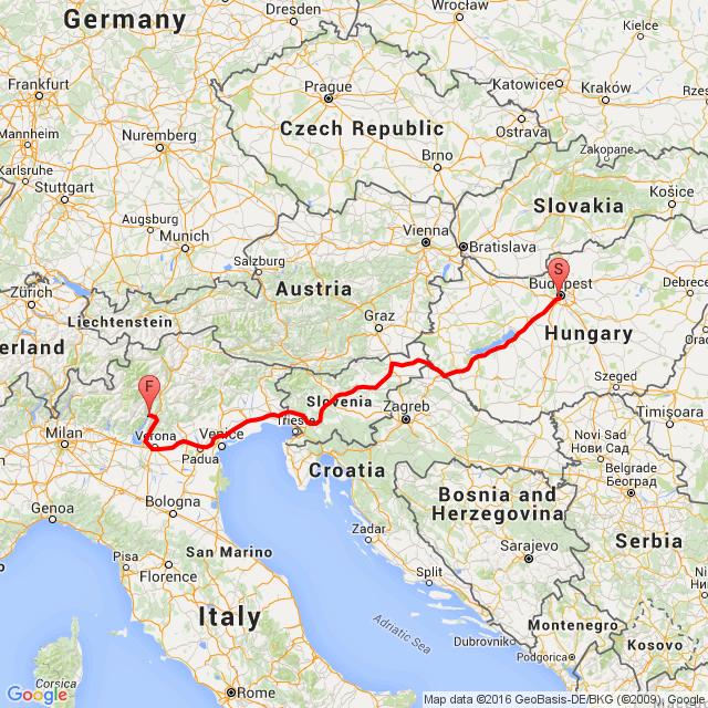 2016.06.20 Budapest-Garda tó