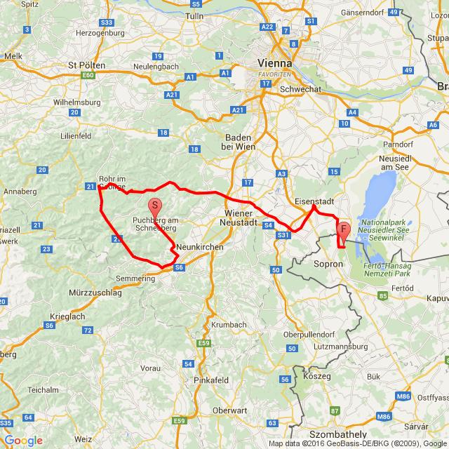 Schneeberg-Sopron