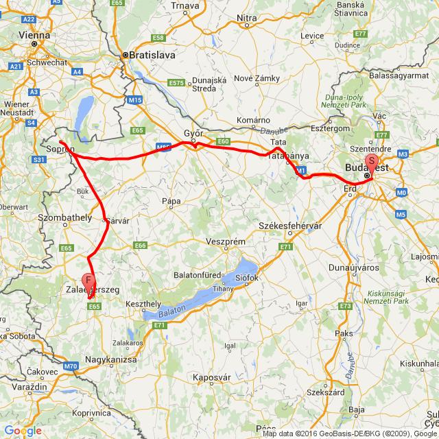 20160713_Magyarország túra első nap.