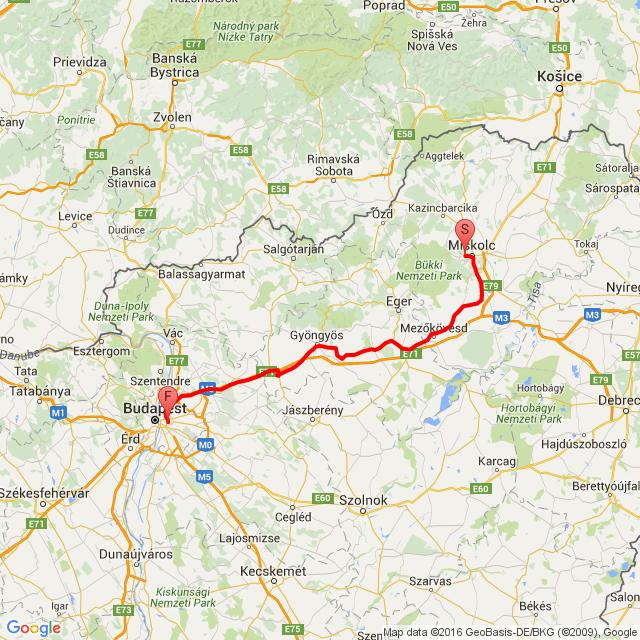 20160719 Magyarország túra hatodik befejező nap