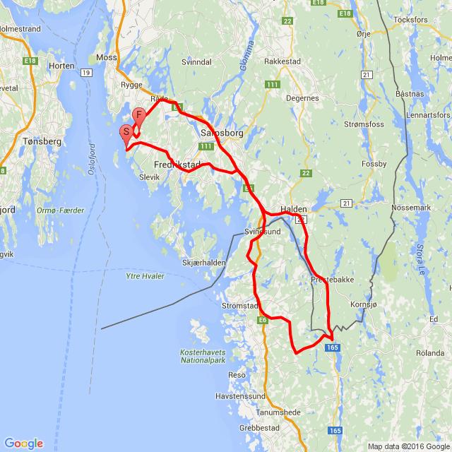 20160724 Engelsviken-Elgåfossen-Strømstad-Kjærre