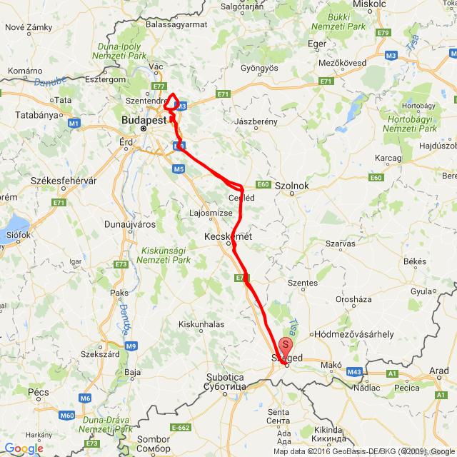 Út a Hungaroringre