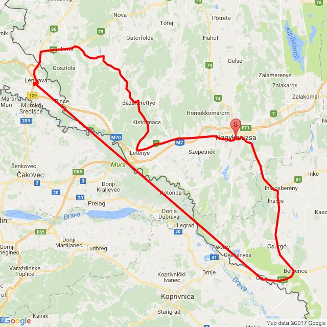 20160911 - Horvát - Szlovén kör