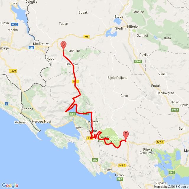 Montenegro partial