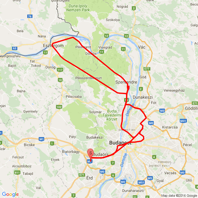 20160925 Esztergom