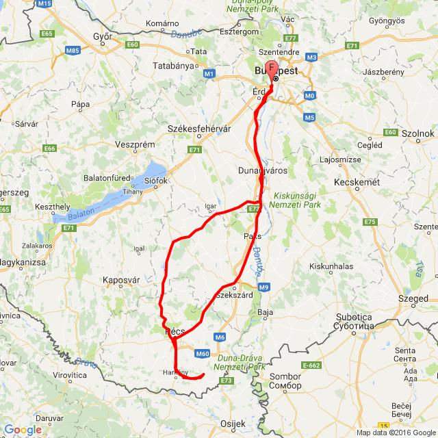20160924 Pécsi szezonzáró motorozás