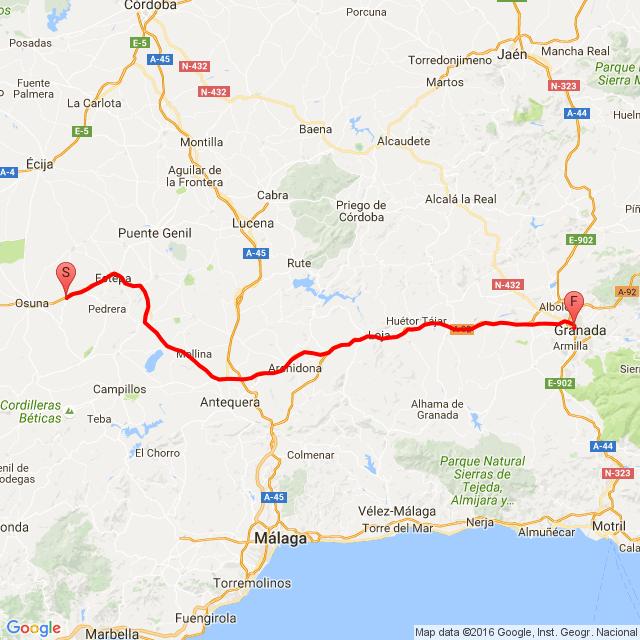 20161115_Sevilla - Granada 2. Hälfte