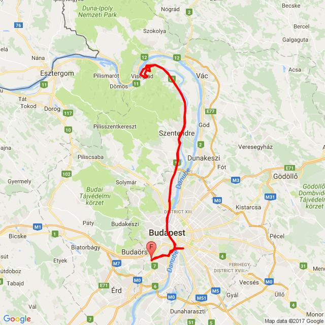 Budapest-Visegrád_HondaCBF1000A