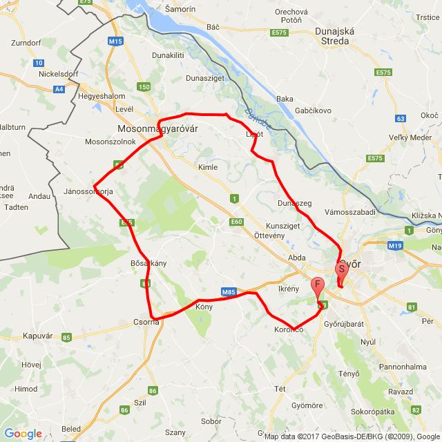 Szigetköz-Móvár-Csorna