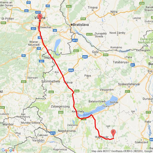 Bécs-Attala 2017.07.07.