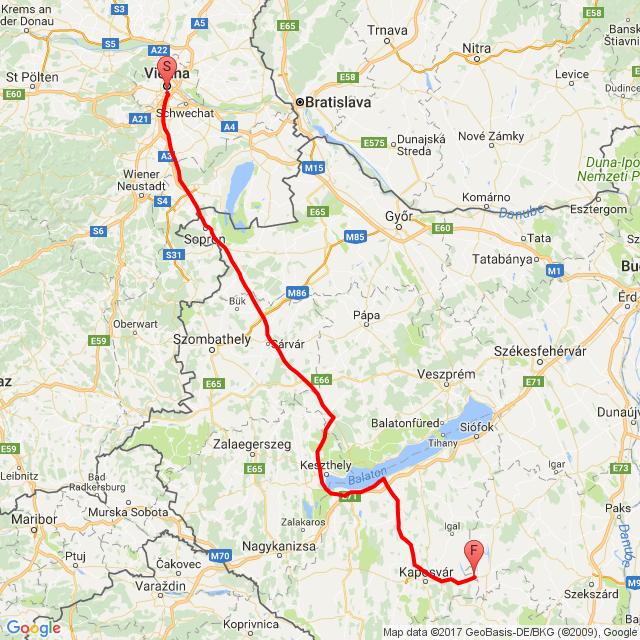 Bécs-Attala 2017.07.14.
