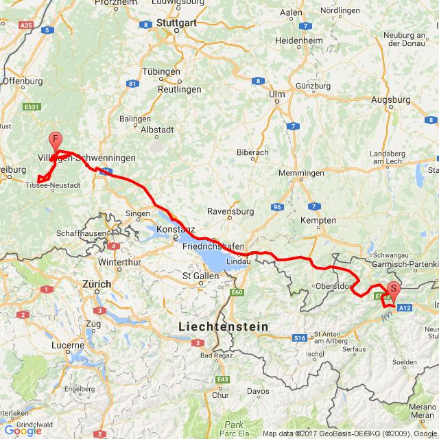 Duna forrás 1. nap