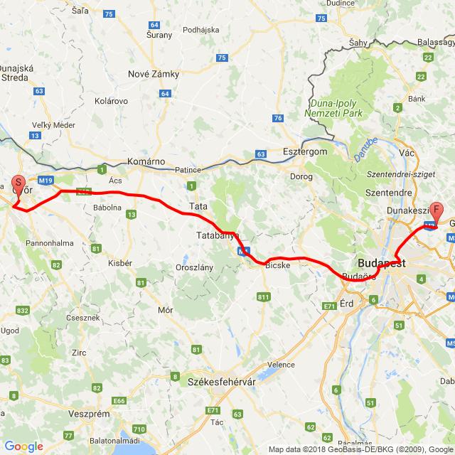Győr-Mogyoród-Aquarena