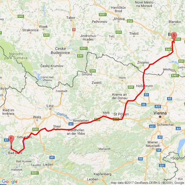 dzień 2 Austria