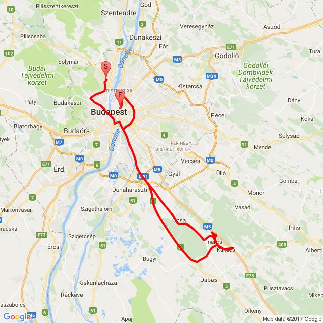 Budapest-Kakucsring