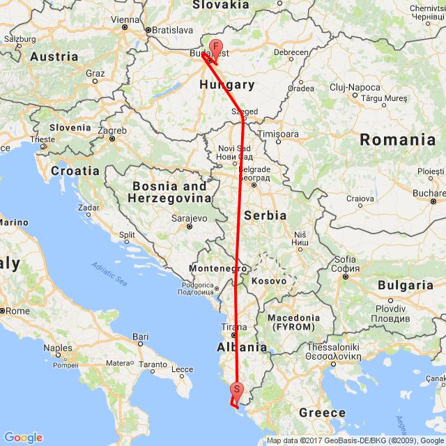 20170917_Corfu - Budapest (AIR)