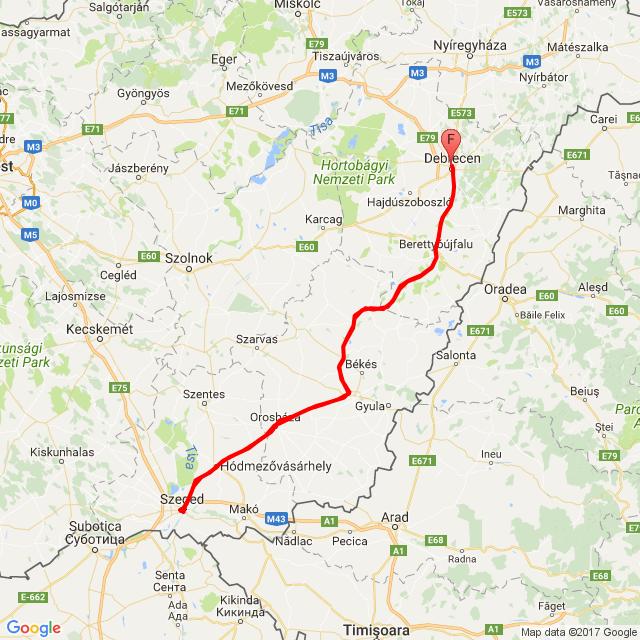 Szeged gasztro kör