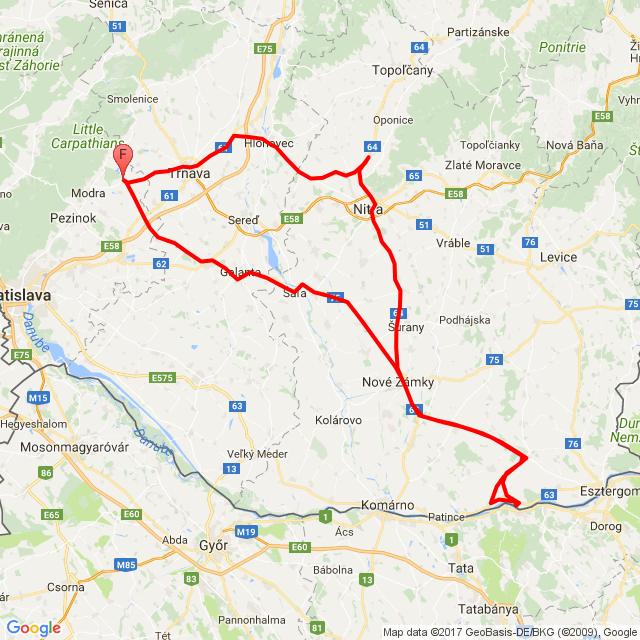 20171015_ Rozhľadna v Kravanoch nad Dunajom