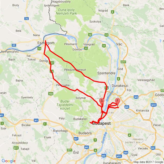 20171106 Bp-Esztergom-Bp