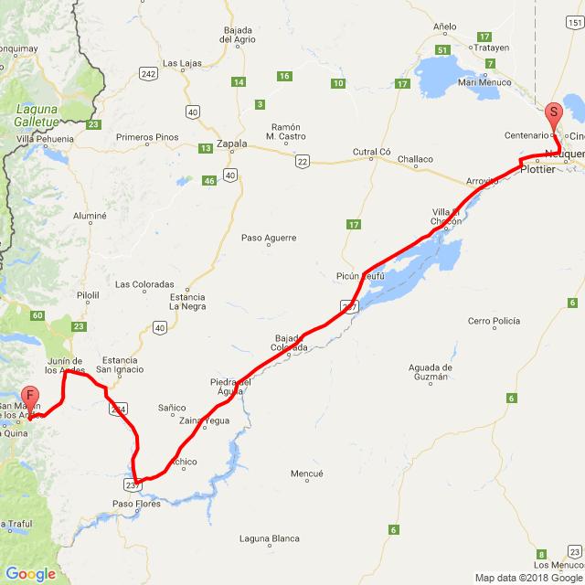 Centenario - San Martin de Los Andes