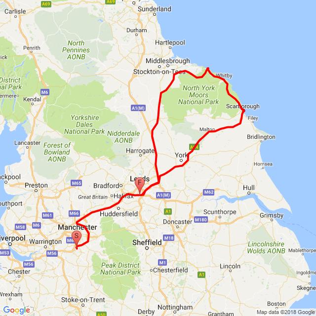 Yorkshire trip