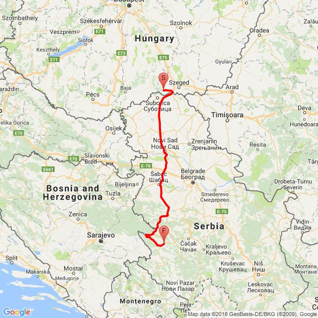 Albánia. 1.nap Szerb hegyekben.20180519_071920