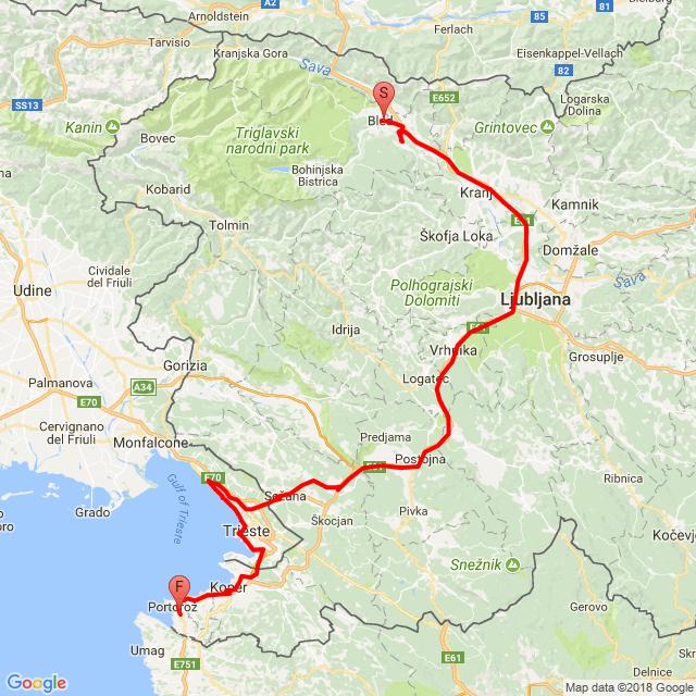 Bled-Portoroz