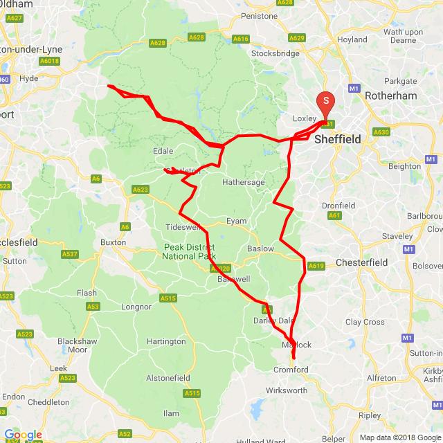 Peak District 2018.07.01