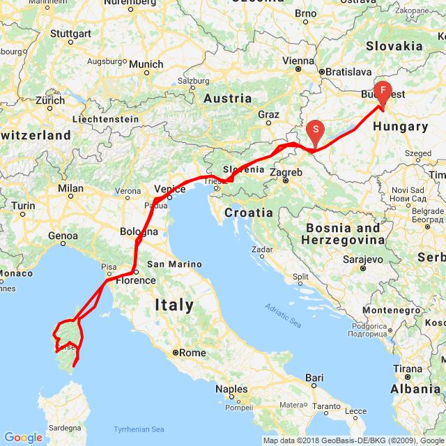 20180629. Korzika