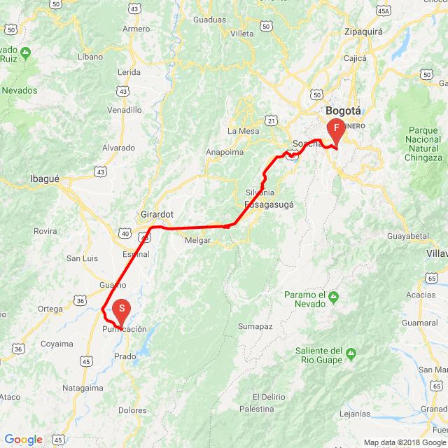purificación - Bogotá