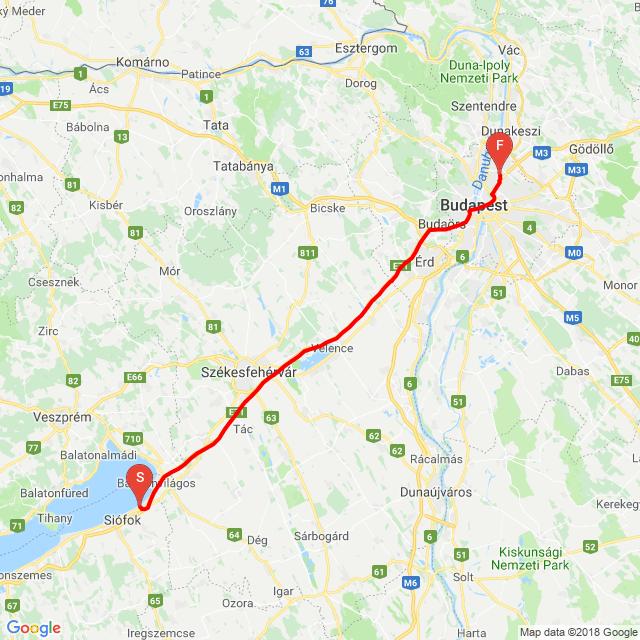 2018.07.26.Siófok-Budapest
