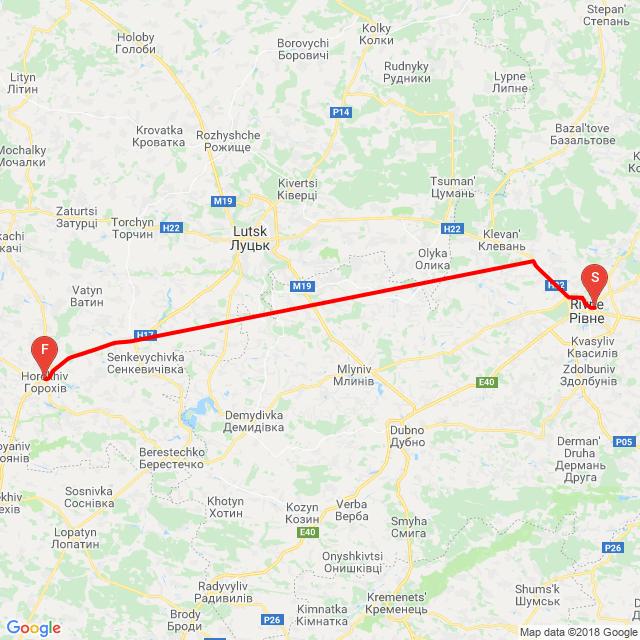 20180805 Expedice Horilka - Rovno - Lvov