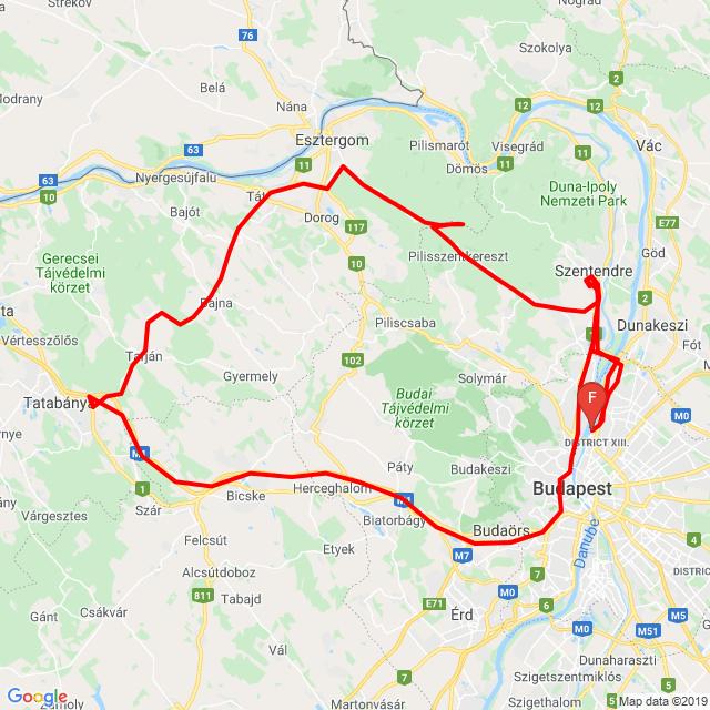 20180820_111941 Tatabánya Esztergom kör