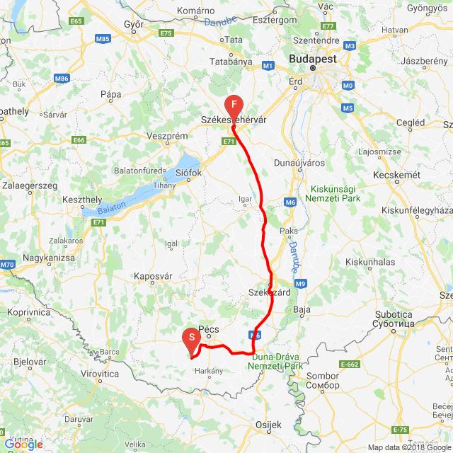 Pécs haza