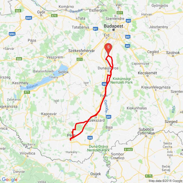 20181020_Pécs -  VII.  Szezonzáró Motoros Gurulás
